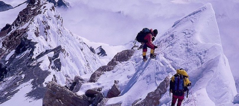 Everest South Col Expedition